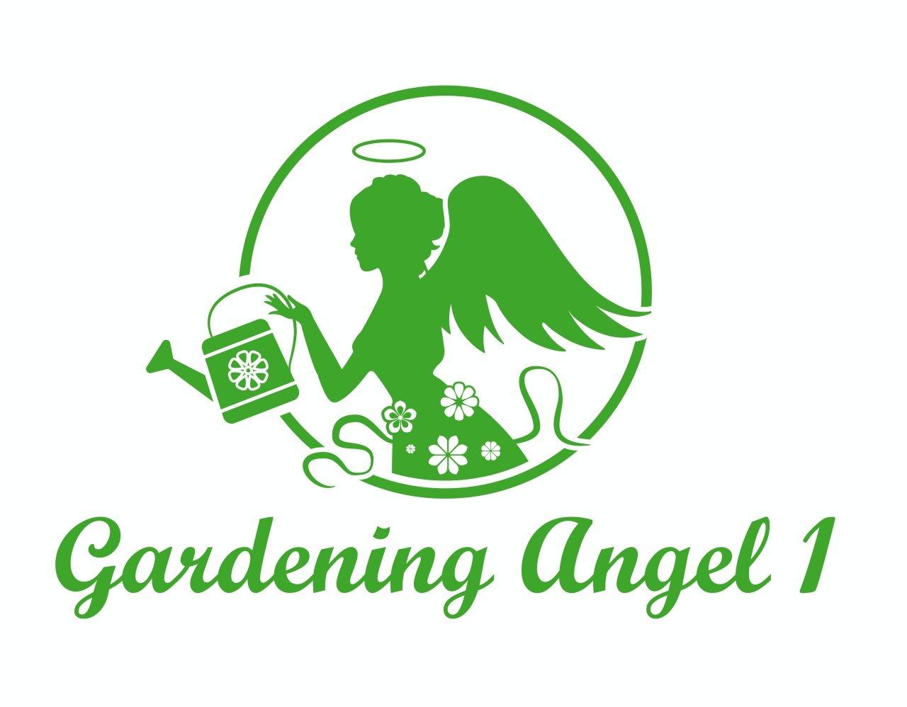 Gardening Angel 1 Logo-A6